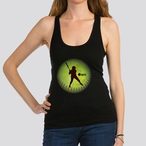 iHit Fastpitch Softball (right handed) Racerback T
