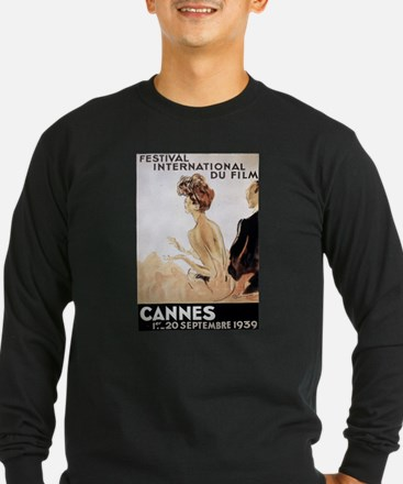 CannesFilmFestival1939 Long Sleeve T-Shirt