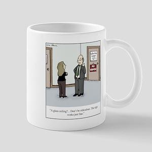 no women Mugs