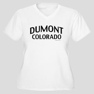 Dumont Colorado Plus Size T-Shirt