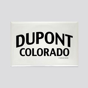 Dupont Colorado Rectangle Magnet