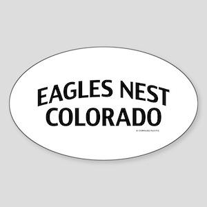 Eagles Nest Colorado Sticker