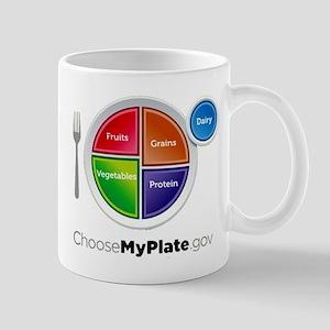 Choose My Plate Mug