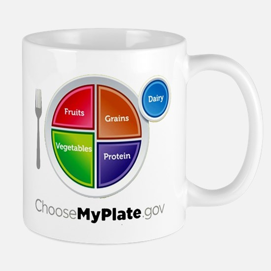 Choose My Plate Mug
