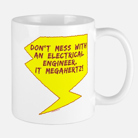 Engineer Bolt Mug