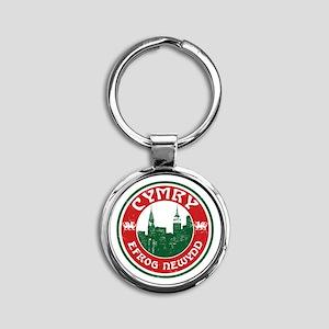 Cymry Efrog Newydd New York Welsh Keychains