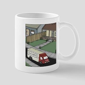 lawn care Mugs