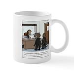 monkey business Mugs