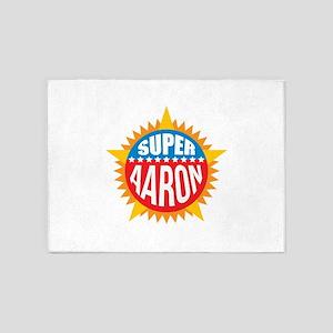 Super Aaron 5'x7'Area Rug