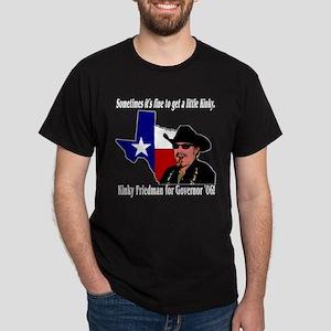 Kinky - TX Governor '06 Dark T-Shirt