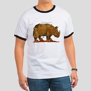 Rhino Durers Rhinoceros Vintage T-Shirt