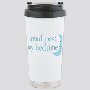 I read past my bedtime Travel Mug