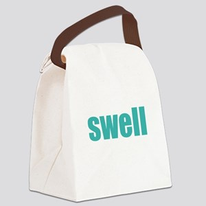 Swell Canvas Lunch Bag