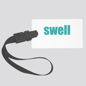 Swell Luggage Tag