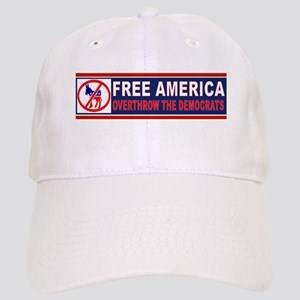 DEMOCRAT DANGER Baseball Cap
