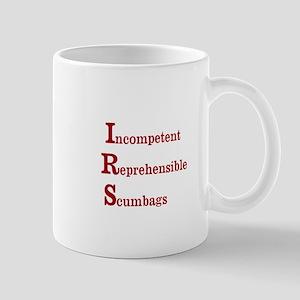 IRS Mug