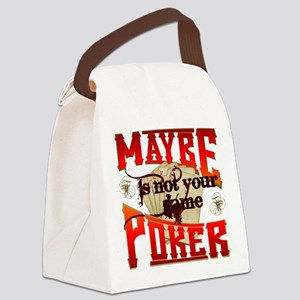 Spelling Contest Canvas Lunch Bag