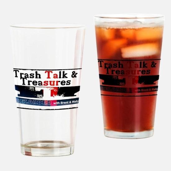 TTT Reloaded Beer Glass