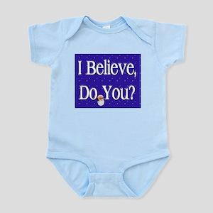 I Believe, Do You??? Infant Creeper