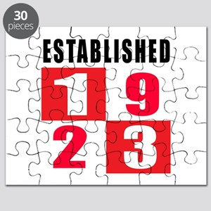 Established 1923 Puzzle