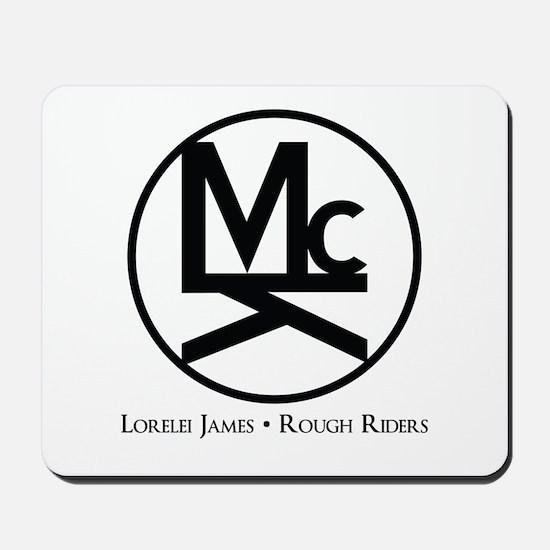 McK Brand Mousepad