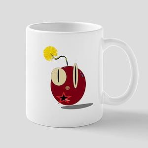 About To Explode Mug