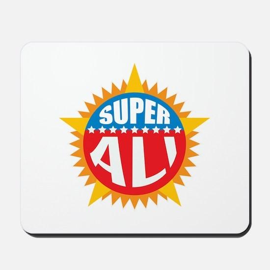Super Ali Mousepad
