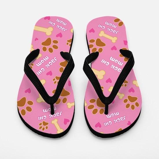 Jack Chi Mom Gift Flip Flops