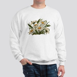 Daisies Victorian Vintage Che Sweatshirt