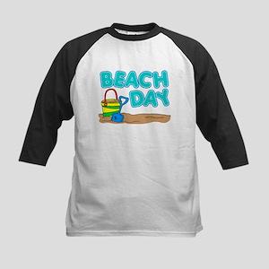 Beach Day Baseball Jersey