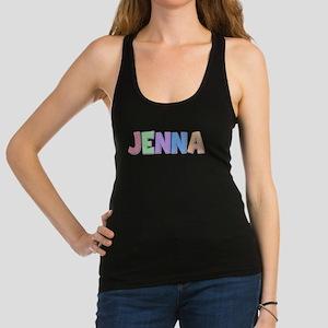 Jenna Pastel Rainbow Racerback Tank Top