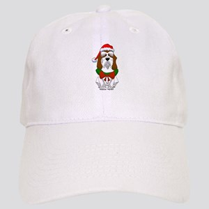 PBGV Christmas Cap