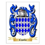 Cipolla Small Poster