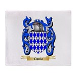 Cipolla Throw Blanket