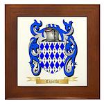 Cipolla Framed Tile