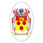 Cintron Sticker (Oval 50 pk)