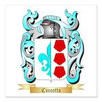 Cincotta Square Car Magnet 3