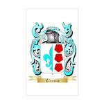 Cincotta Sticker (Rectangle)