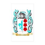 Cincotta Sticker (Rectangle 10 pk)