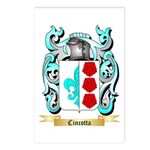 Cincotta Postcards (Package of 8)