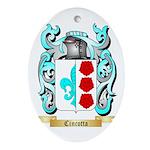 Cincotta Ornament (Oval)
