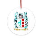 Cincotta Ornament (Round)