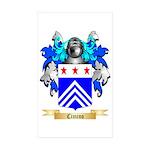 Cimino Sticker (Rectangle 50 pk)