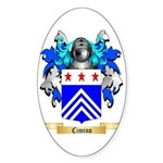 Cimino Sticker (Oval 10 pk)