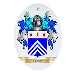 Cimino Ornament (Oval)