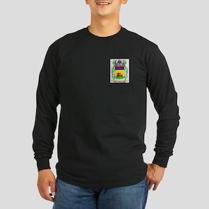 Cid Long Sleeve Dark T-Shirt