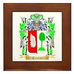 Cicolini Framed Tile