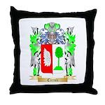 Cicculi Throw Pillow