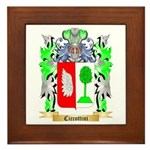 Ciccottini Framed Tile