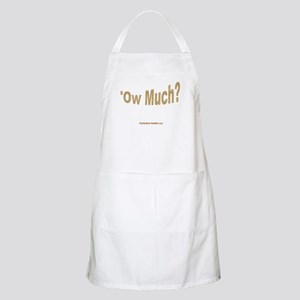 Ow Much? Apron